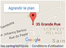 Plan CPEF Saint-Priest
